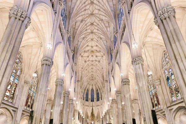 Saint Patrick Cathedral New York City Architectural Photography