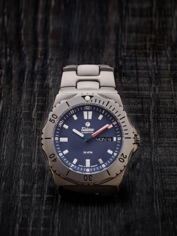 Tutima German Man Watch Product Photography