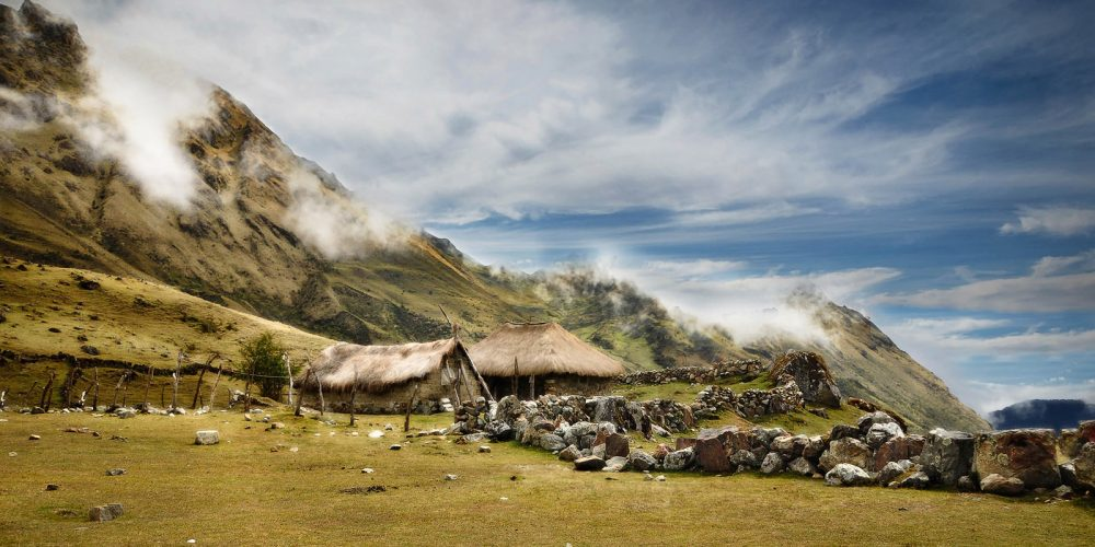 Salkantay Trek Andes Mountains Landscape Photography