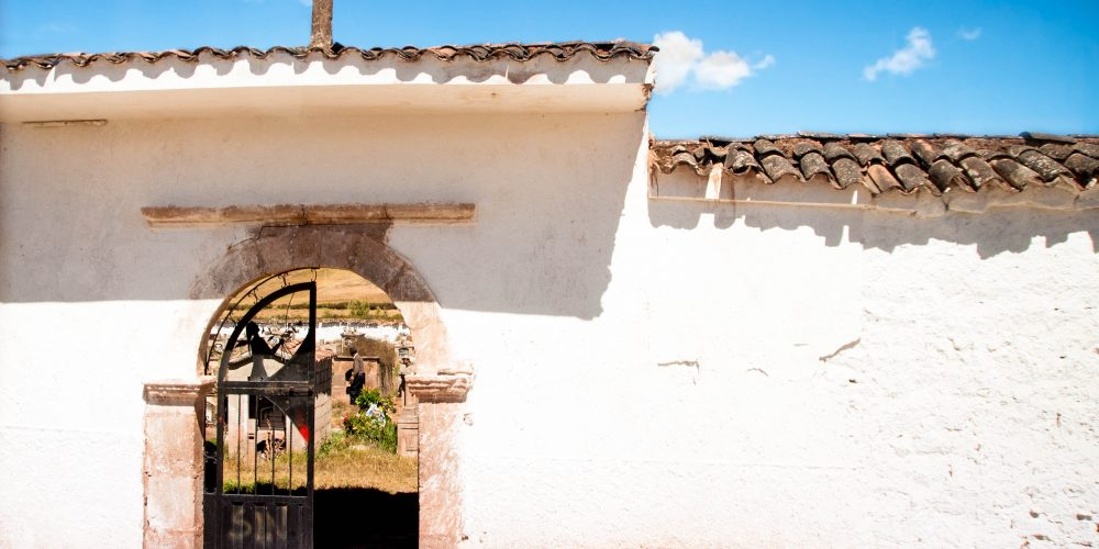 Village Cusco Peru Travel Photography