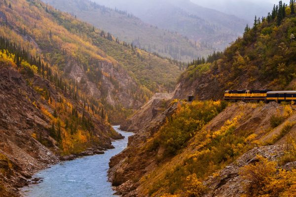 White Pass Yukon Route Alaska Railroad